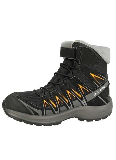 Yves Salomon Xa Pro 3D Winter Ts Çocuk Bot L40651100 Siyah